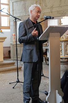 Elbhangfest: Tom Pauls als Festprediger